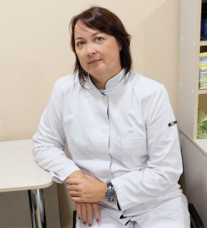 Крекотень Лариса Владимировна