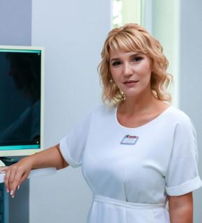Пархоменко Ксения Николаевна