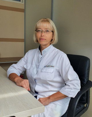 Котова Елена Владимировна