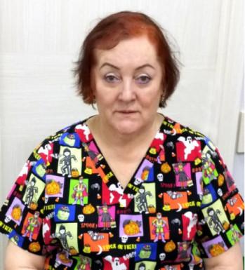 Клочкова Галина Федоровна