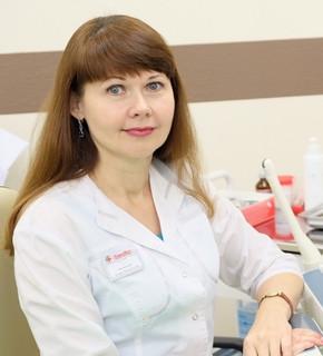 Василенко Елена Михайловна