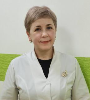Власова Елена Алексеевна