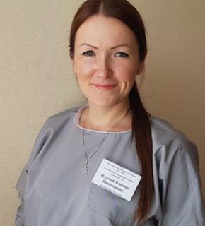 Журман Варвара Николаевна